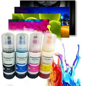 Refill Ink For Epson L1110 L1118 L3169 L4150 L5190 Ink 70ML EcoTank Printer