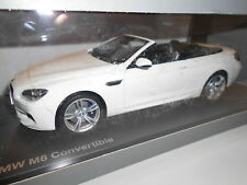 PARPA-97061 by PARAGON BMW F12 M6 CABRIO ALPINE 1:18