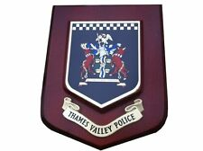 Thames Valley Police Force Civic Shield Service Wall Plaque