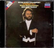 TCHAIKOVSKY - Symphony 5 - Riccardo CHAILLY / Wiener Philharmoniker - Decca WG