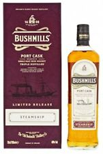 Bushmills Port Cask Steamship Collection Single Malt Irish Whiskey 0,7l