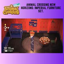 Animal Crossing New Horizon   Imperial Furniture Set!