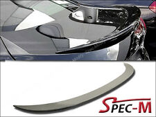 M6 Unpainted Style Trunk Lip Spoiler Wing For BMW 2011+ F13 640i 650i Coupe 2Dr