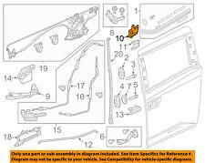HONDA OEM 11-16 Odyssey Side Sliding Door-Roller Right 72521TK8A11
