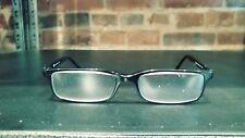 Ray Ban Hipster RX Eyeglasses RB 5095 2000 Black Rectangular Frame 50*16*140