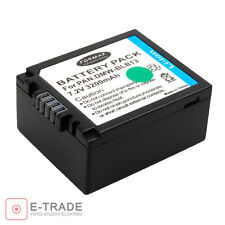 Camera Battery DMW-BLB13 DMW-BLB13E for PANASONIC Lumix DMC-G2 G1 G10
