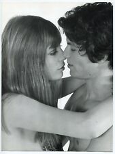 Photo Jane Birkin Renaud Verley - Les Chemins de Katmandou - 1969 -