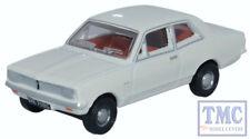 76HB004 Oxford Diecast 1:76 Scale OO Gauge Vauxhall Viva HB Monaco White