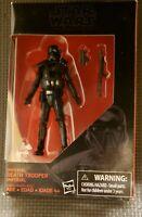 STAR WARS Death Trooper BLACK SERIES COLLECTION WALMART 3.75 TBS MOC MANDALORIAN