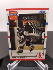 1990 Score Wayne Gretzky All-star Second Team #321