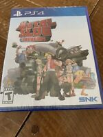 Limited Run Games #364 Metal Slug Anthology PS4 Playstation 4 New Sealed