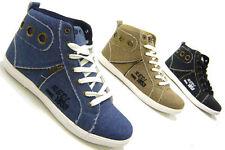 Markenlose Herren-High-Top Sneaker