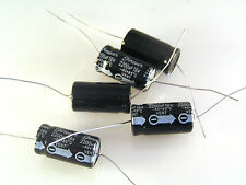 Electrolytic Capacitor 16v 2200uF Axial ROHS 24mm x 13mm 5 pieces OL0104a
