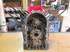 Moto Guzzi 1977 V1000 Convert Engine Block Crankcase w/ Camshaft VP 053994