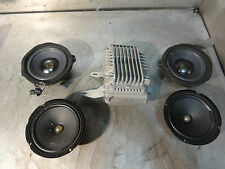 Audi TT 8N 98-06 Mk1 225 Quattro 1.8T completo Bose juego de altavoces+amp ,