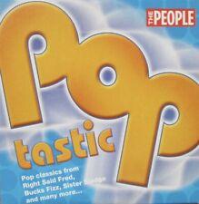 POP TASTIC CD MUSIC RIGHT SAID FRED BUCKS FIZZ SINITTA STARSHIP ASWAD