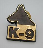 K-9 Dog Shepard Vintage Lapel Pin