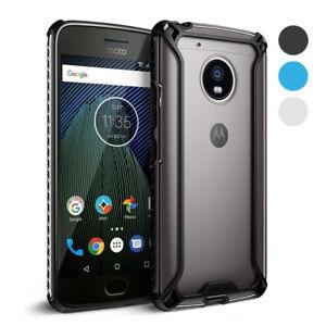 Motorola Moto G5 Plus Clear Phone Case Poetic® Lightweight Shockproof Cover