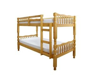 BRAND NEW Melissa Honey SOLID PINE BUNK BED FREE LOCAL DELIVERY ASS OPTION