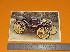 CHROMO CHOCOLAT POULAIN 1976 AUTO VOITURE CONNAISSANCES  DELAHAYE 1894