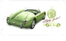 MG MGA  CAR Sticker Decal