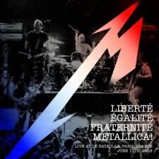 Metallica Live at Bataclan Paris France CD SEALED RSD 2016 HTF