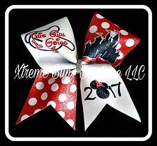 Cheer Bow Disney