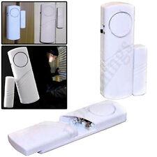 2pc puerta de entrada y ventana Alarma Alarma De Seguridad Antirrobo 1 set