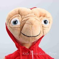 New Cute Cartoon E.T. Extra-Terrestrial Alien Plush Soft Toy Stuffed Doll