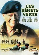 DVD NEUF SOUS BLISTER LES BÉRETS VERTS/JOHN WAYNE