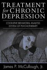 Treatment for Chronic Depression: Cognitive Behavioral Analysis System of