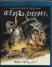 JEEPERS CREEPERS - Scream Factory 2-Disc Collectors Edition OOP NEW BLU RAY!