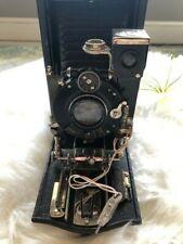 Antique No.3-A Special Autographic Kodak with Zeiss Kodak Anastigmat N4 Lens 6.3