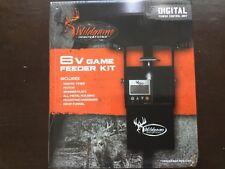 Wildgame 6V Digital Deer Feeder Kit - th6vd