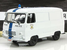 Peugeot J7 Van National Police France 1965 Year 1/43 Scale Collectible Model Car