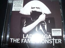 Lady Gaga The Fame Monster (Australia) 2 CD - Like New