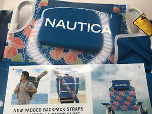 NAUTICA BEACH CHAIR MOSAIC FLOWER