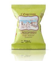 100 Capsule Caffè - Insonnia - Comp. Nespresso - Gattopardo