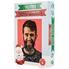 Fizz Creations Navidad barba Decoración - 1349