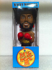 FUNKO MR T CLUBBER LANG THE A TEAM BOBBLE HEAD WACKY WOBBLER RARE BRAND NEW OOP