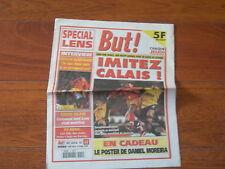 2000 UEFA CUP SEMI LENS V ARSENAL