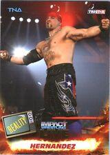TNA Hernandez #65 2013 Impact Wrestling LIVE GOLD Parallel Card SN 45 of 50