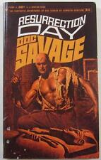 DOC SAVAGE #36 RESURRECTION DAY  KENNETH ROBESON 1969 BANTAM #F4403 1ST ED PB