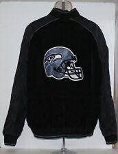 NFL Seattle Seahawks Men's XXL Heavy Winter Zippered Jacket