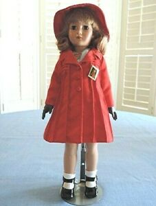 """Effanbee 1997 American Child Stamp DOLL 19"""" #V611 MIB 1936 American Character"""