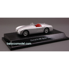 CISITALIA 202 SPYDER 1947 SILVER 1:43 Starline Auto Stradali Die Cast Modellino