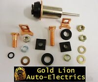 Full Denso Starter Solenoid Contact Repair Kit Landrover Defender Discovery TD5