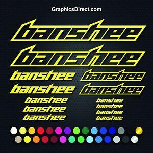Banshee Graphics Set V2 (EB002)