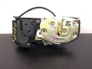 97-01 Honda CRV Right Rear Door Latch Power Actuator Lock Assy OEM