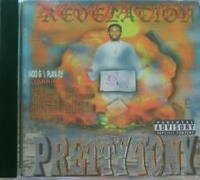Revelation by Pretty Tony (Tennesse) 1998 OG press - Recognize Rec - G-Funk -OOP